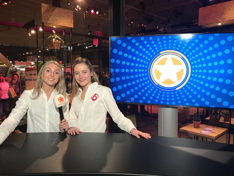 SBS6 VideoBooth - Huishoudbeurs Shownieuws