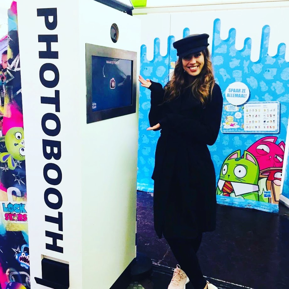 PhotoBooth Huren - SBS Fotomarketing