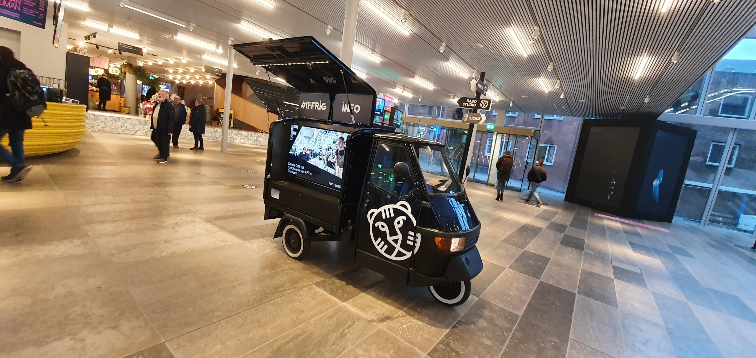 TukTuk PhotoBooth - Forum Groningen