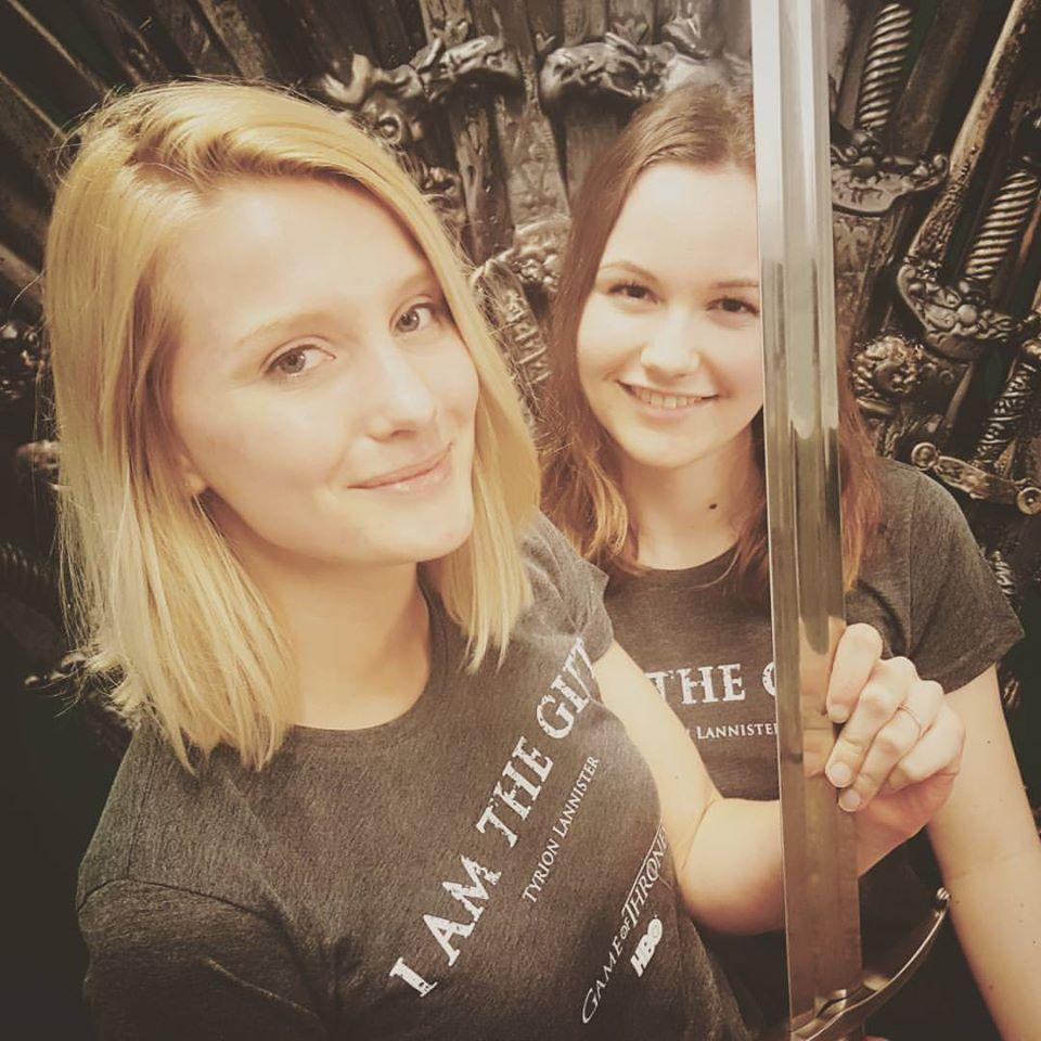 Greenscreen fotoactivatie met fototeam Game of Thrones